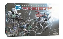 DC Comics DBG: Rebirth