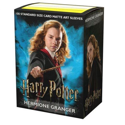 Dragon Shield Art Matte Sleeves: Wizarding World - Hermione Granger - 100ct