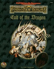 FOR8 Cult of the Dragon