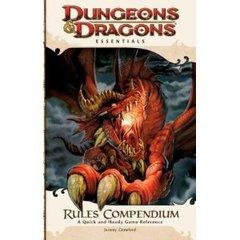 Rules Compendium
