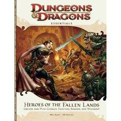 Player Essentials: Heroes of the Fallen Lands