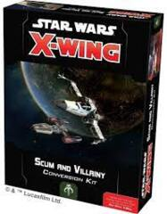 Star Wars X-Wing - 2nd Edition - Scum and Villainy Conversion Kit
