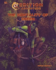5th Edition Adventure: The Mortality of Green