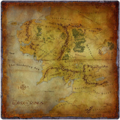 Journeys in Middle-Earth Gamemat