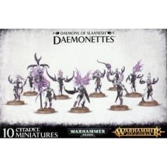 Daemons of Slaanesh Daemonettes