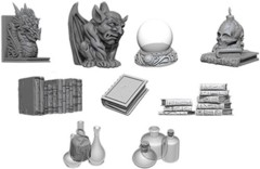 Deep Cuts Unpainted Minis - Wizard's Room