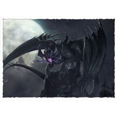 Dragon Shield Art Matte Sleeves - Signoir - 100ct
