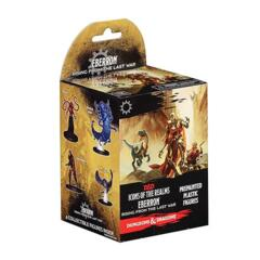 Dungeons & Dragons Fantasy Miniatuers: Icons of the Realms: Eberron Rising from the Last War - Pack