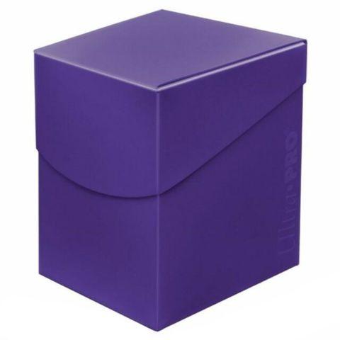 Ultra Pro Eclipse Deck Box - Royal Purple