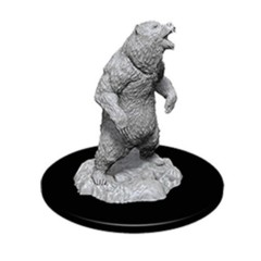 Deep Cuts Unpainted Minis - Grizzly