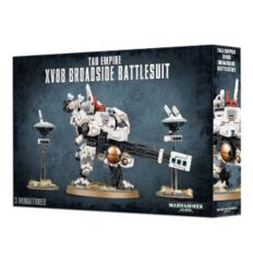 Tau Empire XV88 Broadside Battlesuit