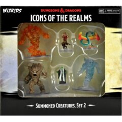 Dungeons & Dragons Miniatures: Icons Of The Realms - Summoned Creature Set 1