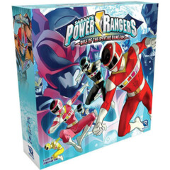 Power Rangers: Heroes of the Grid - Rise of the Psycho Rangers Expansion