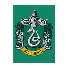 Dragon Shield Art Brushed Sleeves: Wizarding World - Slytherin - 100ct