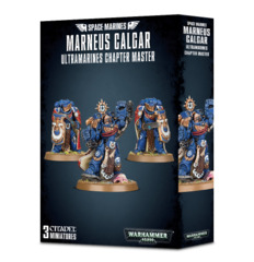 Space Marines Marneus Calgar - Ultramarines Chapter Master