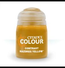 Nazdreg Yellow Contrast