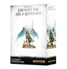 Sylvaneth: Druanti the Arch-Revenant