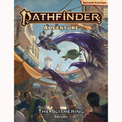 Pathfinder RPG (Second Edition): Adventure Path - The Slithering