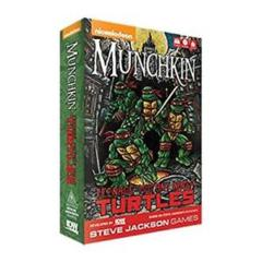 Munchkin: Teenage Mutant Ninja Turtles