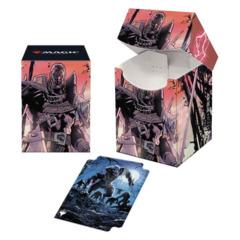 Ultra Pro - MTG: Innistrad: Midnight Hunt 100+ Deck Box V5 - UPR18821