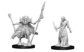 Pathfinder Battles Unpainted Minis - Ghouls