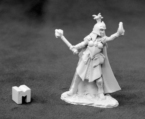 Selene, Female Cleric