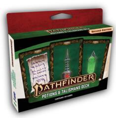 Pathfinder RPG (Second Edition): Potions & Talismans Deck