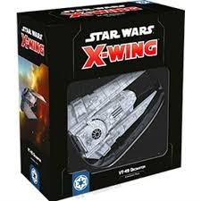 Star Wars X-Wing - Second Edition - VT-49 Decimator
