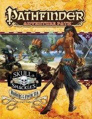 Pathfinder Adventure Path #56: Raiders of the Fever Sea (Skull & Shackles 2 of 6)