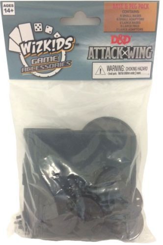 Attack Wing: Dungeons and Dragons Black Base and Peg