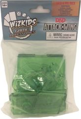 Attack Wing: Dungeons and Dragons Green Base and Peg