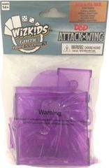 Attack Wing: Dungeons and Dragons Purple Base and Peg