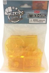 Attack Wing: Dungeons and Dragons Yellow Base and Peg