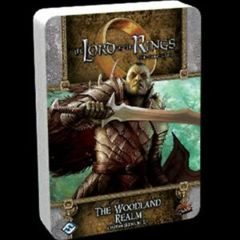 The Lord of the Rings LCG: The Woodland Realm - Custom Scenario Kit