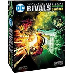DC Rivals Green Lantern vs Sinestro