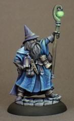 Luwin Phost, Wizard
