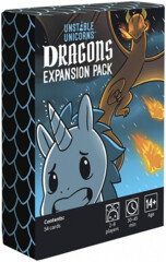 Unstable Unicorns: Dragons Expansions Pack