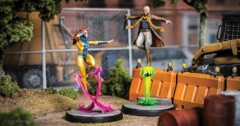 Marvel Crisis Protocol: Jean Grey & Cassandra Nova