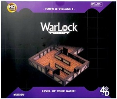 Warlock Tiles: Town and Village 1