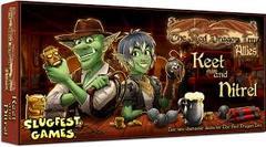 Red Dragon Inn: Allies - Keet & Nitrel Expansion