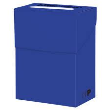 Ultra Pro Standard Pacific Blue Deck Box