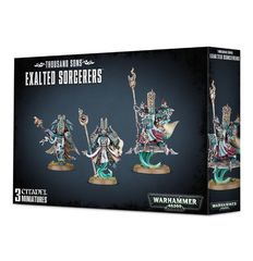 Thousand Sons Exalted Sorcerers