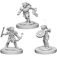 Dungeons And Dragons: Nolzur's Marvelous Unpainted Miniatures - Goblins
