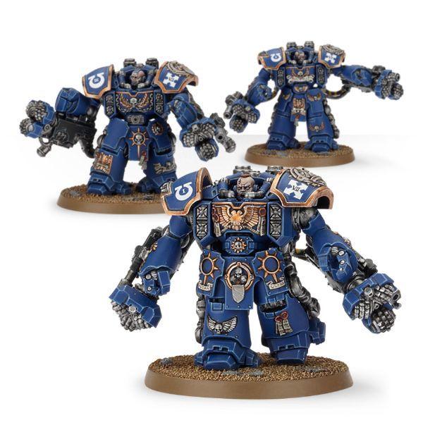 Space Marine Centurion Squad