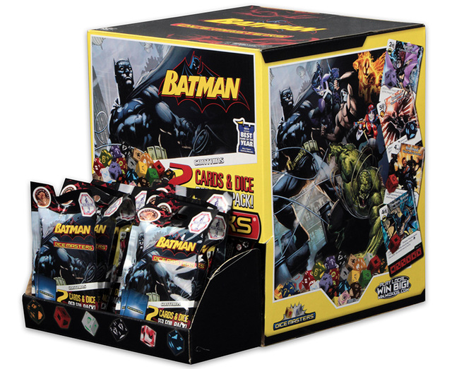 DC Dice Masters: Batman Gravity Feed Pack