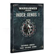 Warhammer 40,000 Index: Xenos 1