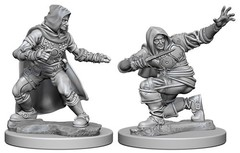Pathfinder Battles Unpainted Minis - Human Male Rogue