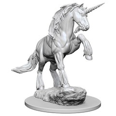 Pathfinder Battles Unpainted Minis - Unicorn
