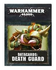 Datacards: Death Guard (English)