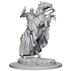 Pathfinder Battles Unpainted Minis - Knight on Horse